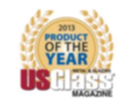 US Glass 2013 Winner