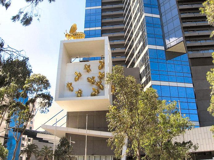 Queen Bee Sculpture