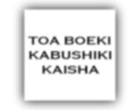Toa Boeki Kabushiki Kaisha