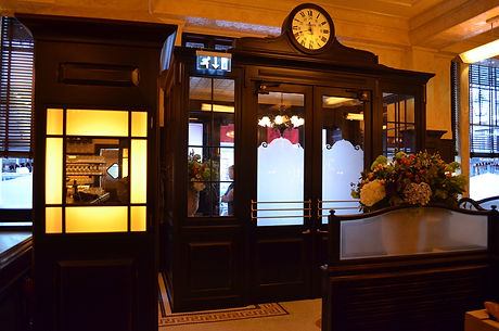 The Balthazar Restaurant
