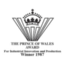 Prince of Wales Award for Industrial Innovation and Production 1987 Winner