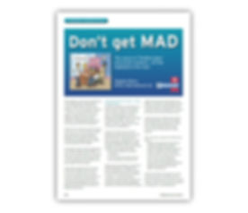 'Don't Get MAD' Article