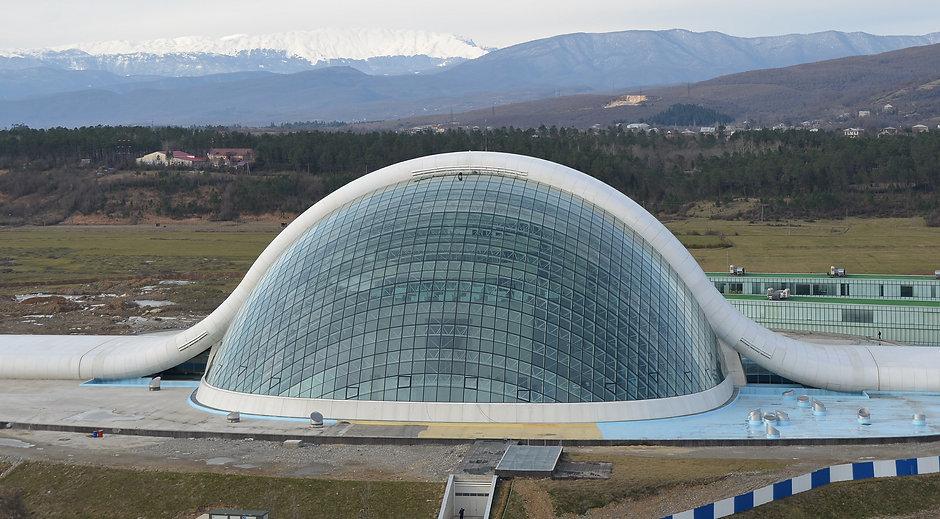 Arkitektonisk Glass