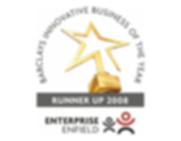 Barclays Enterprise Enfield 2008 Innovative Business of the Year Runner-Up