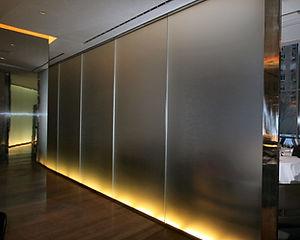 Decorative / Sandblasted Glass