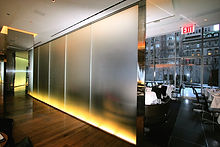 Decorative / Sandblasted Glass
