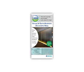 ClearShield Eco-System™ Decorative Rack Card