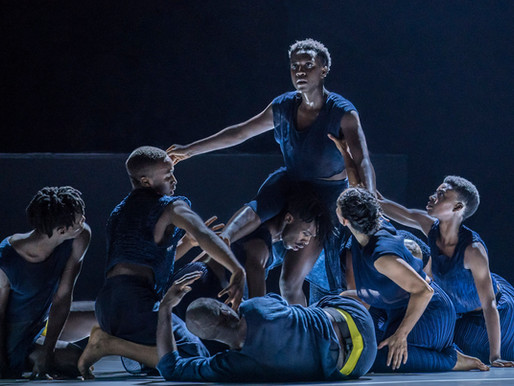 Alesandra Seutin nominated for the Black British Theatre Awards