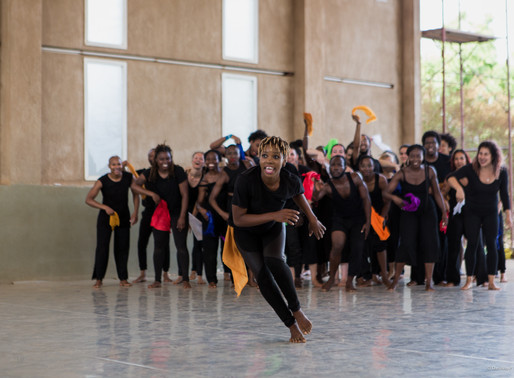 Dance Afrique | Experimental Flow 2019 was a joyful success and celebration of Dance!