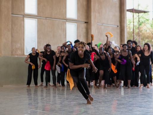 Dance Afrique | Experimental Flow 2019 was a joyful success and celebration of Dance!