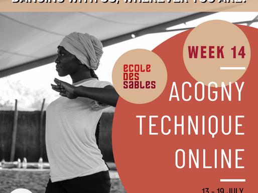 Acogny Technique Online