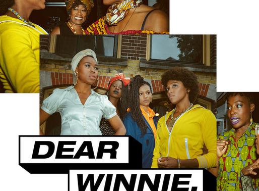 Alesandra Seutin in Dear Winnie by Jr.cE.sA.r, KVS & NNT