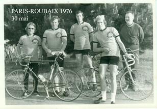 PARIS-ROUBAIX 1976.