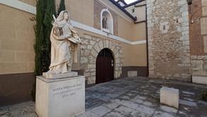 Santa Teresa en Valladolid