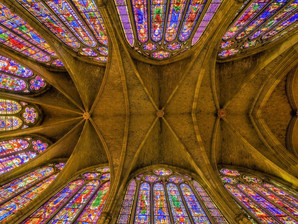 Las vidrieras de la Catedral, León