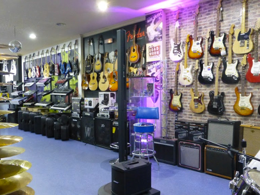 Guitar Center / MonoSound (Valladolid)