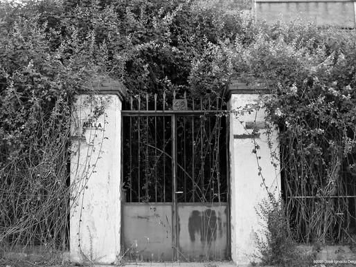 Jardín cerrado
