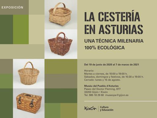 La cestería en Asturias
