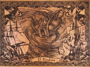El reino del Kraken