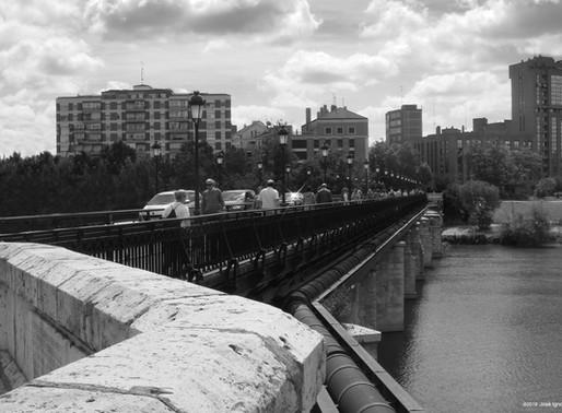 Puentes sobre el Pisuerga (II)