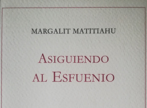 Margalit Matitiahu