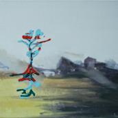 'Untitled (Static Tree)'
