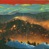 'Untitled (Mountain of the Firmament)'