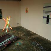 Installation View, Artist's Studio