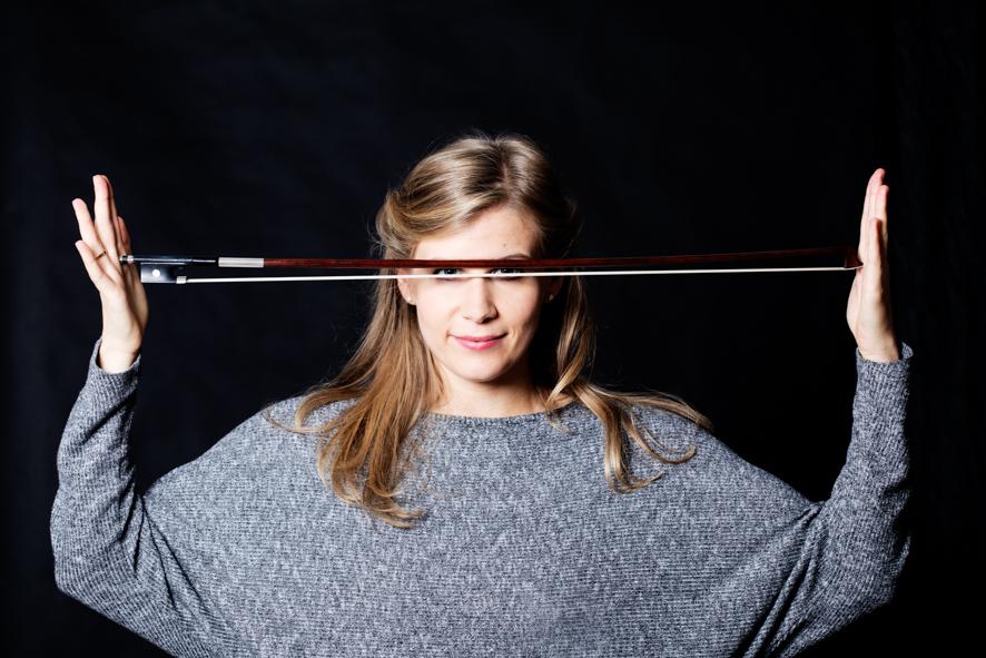 Sofie Thorsbro Dan, Geige