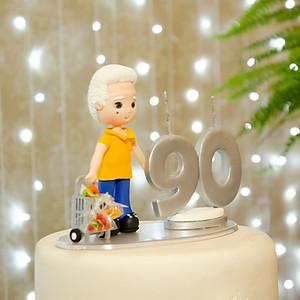 Sr Otávio { 90 anos }