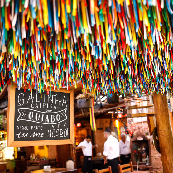 Restaurante Fogão Mineiro - Sousas/ Campinas - 09.2019