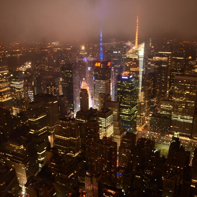 Visão do Empire State Building - 03.2017