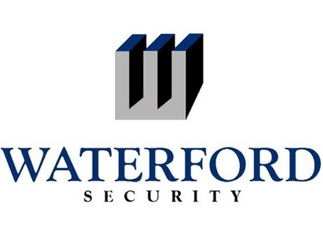 Thank You Waterford Security