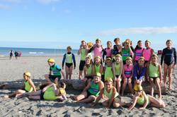 Otaki surf club nippers