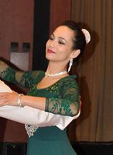 Tanzschule Arthur Murray Dance Center Zürich, Tanzlehrer Jasmin Gattlen