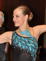 Tanzschule Arthur Murray Dance Center Zürich, Tanzlehrer Mary-Jane Parlett