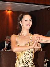 Tanzschule Arthur Murray Dance Center Zürich, Tanzlehrer Désirée Cinicola