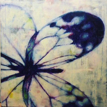 11-Butterfly effect-90x90-Acrilico su te