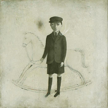 Dream About a White Rocking Horse