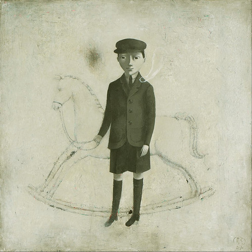 Svetlana-Dream About White Rocking Horse