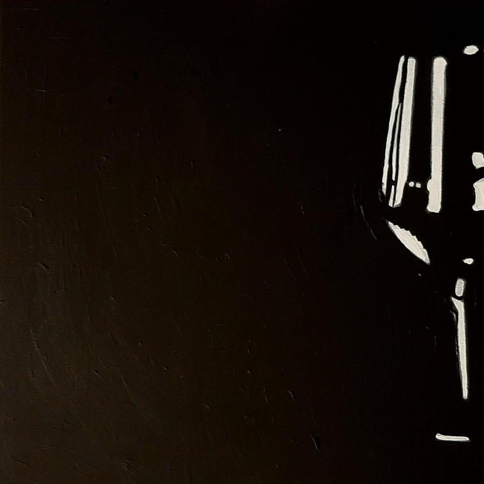 Black glass serie 1