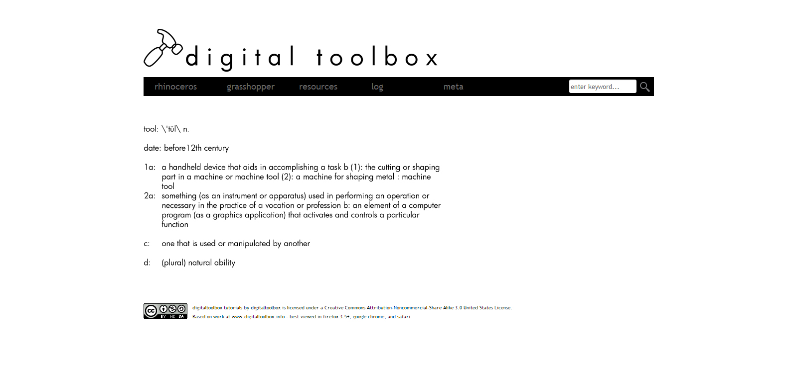 DIGITAL TOOLBOX