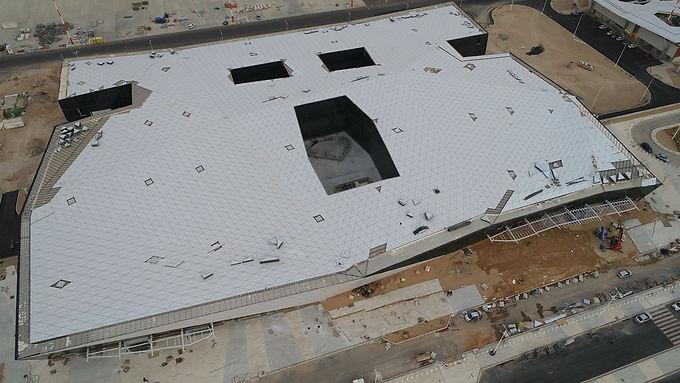 Ramon International  Airport, Eilat, Israel. Man-shinar Architects