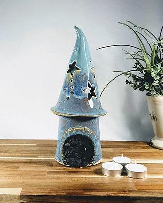 Fairy House Blue