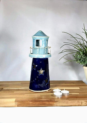 Lighthouse Royal Blue