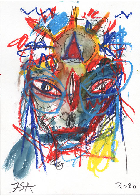 Spirit #12 (Original Painting)