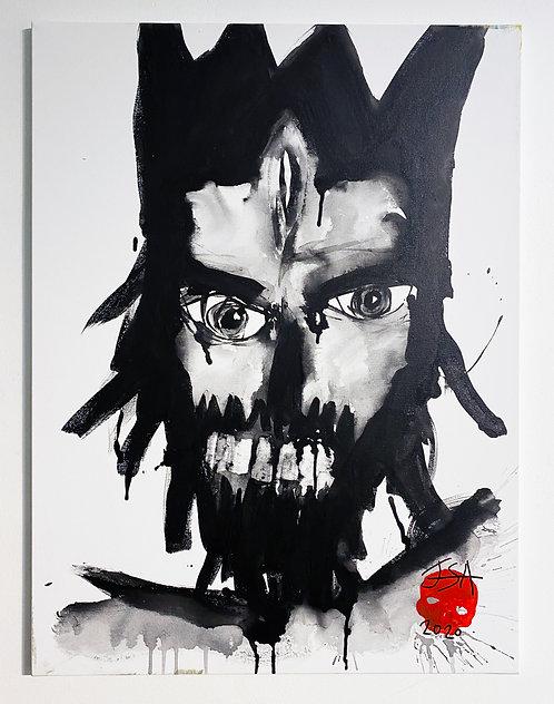 Spirit#11 on canvas - 60 x 80cm