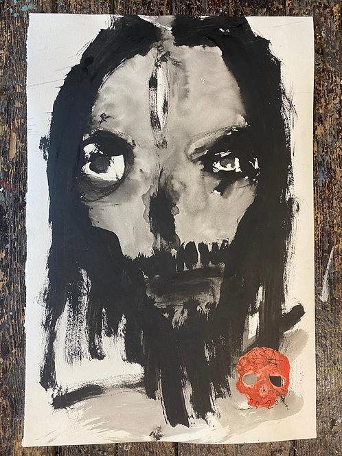 Spirit #4 (Original Painting)