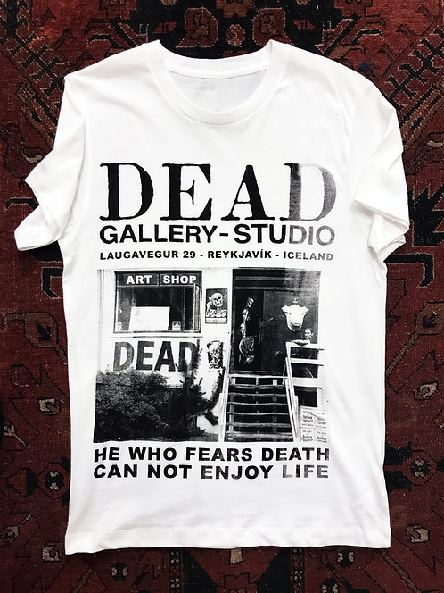 DEAD GALLERY T-SHIRT