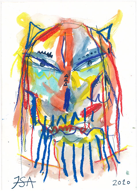 Spirit #6 (Original Painting)